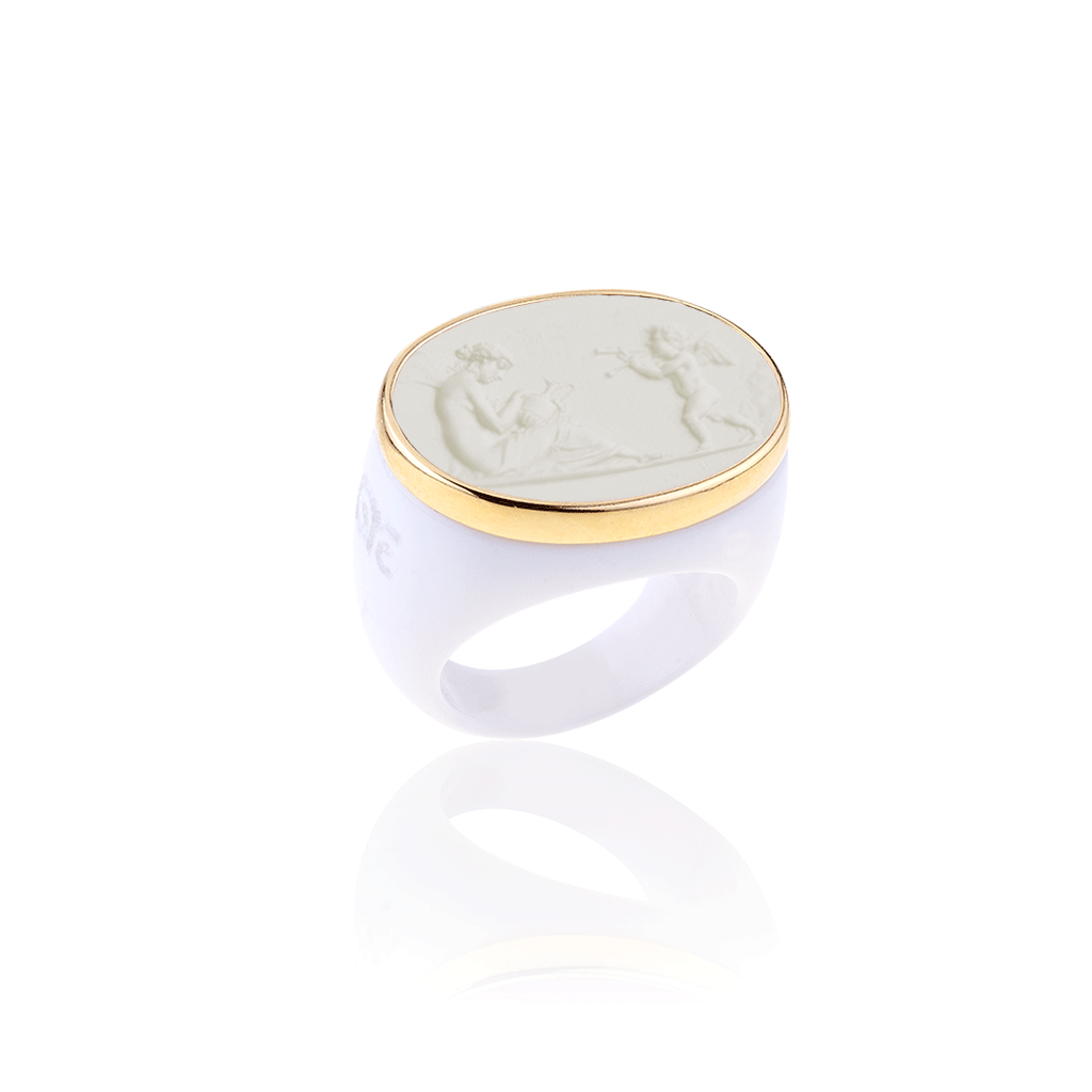 Plexi Classic Ring