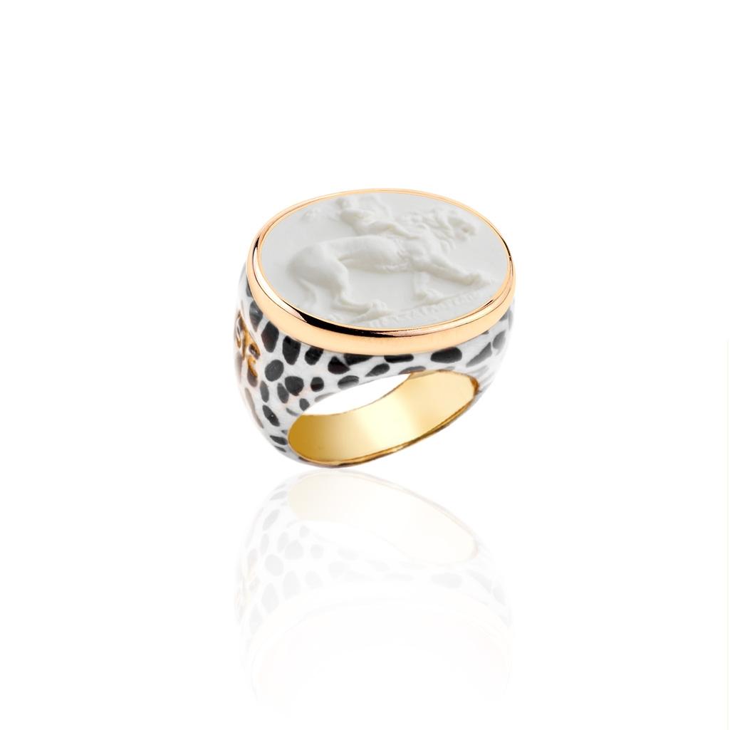 Dalmata Classic Ring