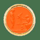 T1 Venditrice di Amorini Arancione