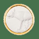 T1 Lupa Capitolina Bianco