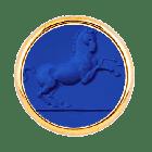 T1 Cavallino Blu