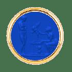 T1 Venditrice di Amorini Blu