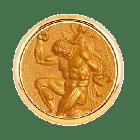 T1 Ercole e Cupido Oro