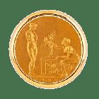 T1 Venditrice di Amorini Oro