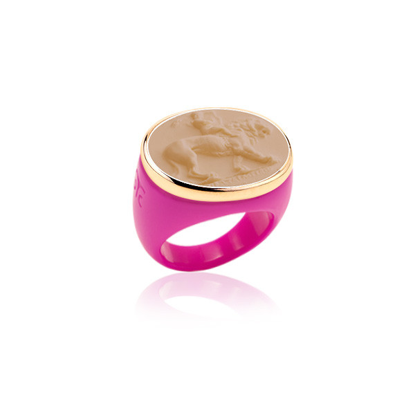 Ring Classic Pink
